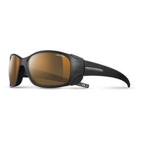 Julbo W's Monterosa Cameleon Sunglasses Matt Black/Black-Brown